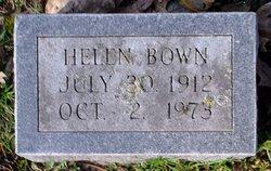 Helen E Bown