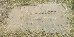 John Lind Abbott