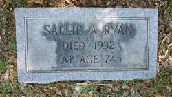 Sallie A. Ryan