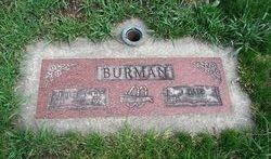 Lucille I <I>Ott</I> Burman