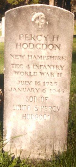 Percy H. Hodgdon