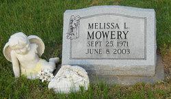 Melissa L <I>Terhune</I> Mowery
