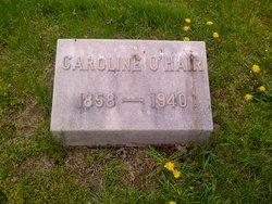 Caroline <I>Wiley</I> O'Hair