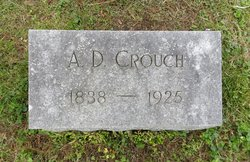A. D. Crouch