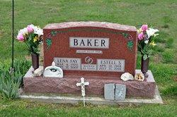 Lena Fay <I>Bowman</I> Baker