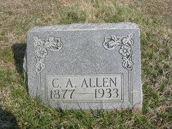 """Charles August """"Bill"""" Allen"""