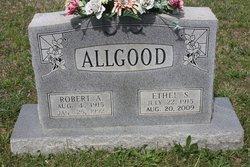 Ethel <I>Smith</I> Allgood