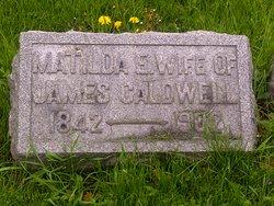 Matilda E. Caldwell
