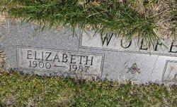 Elizabeth Hope <I>Sartain</I> Wolfe