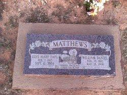 William Daniel Mathews