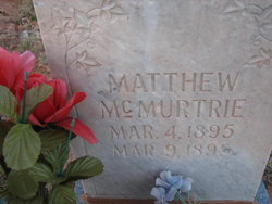 Matthew McMurtrie