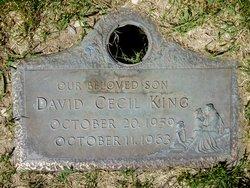 David Cecil King