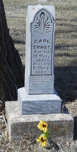 Carl Ernst