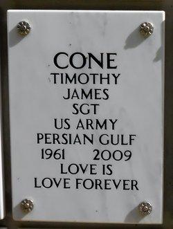Timothy James Cone