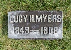Lucy Harriett <I>Berry</I> Myers