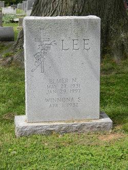 Winona Joyce <I>Shoemaker</I> Lee