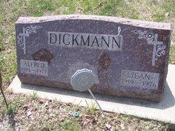 Jean <I>Krupp</I> Dickmann