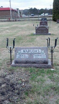 Nick Nicholas D Marudas