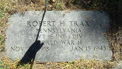 Robert H Trax