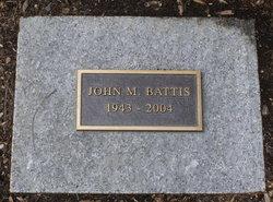 John M Battis
