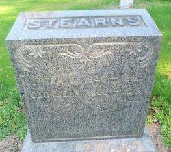 "Charlotte ""Lotta"" <I>Eldred</I> Stearns"
