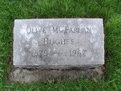 Olive <I>McFarlan</I> Hughes