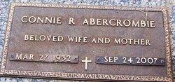 Connie R Abercrombie