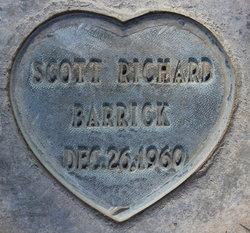 Scott Richard Barrick