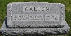 Charles George Walton
