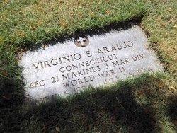 PFC Virginio Eugene Araujo