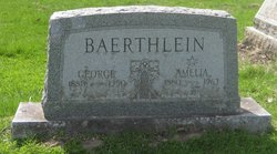 Amelia <I>Mager</I> Baerthlein