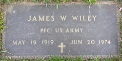 James W Wiley