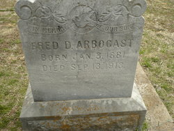 Fred D. Arbogast