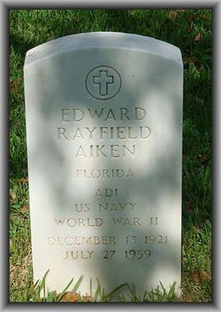 Edward Rayfield Aiken