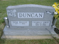 Charles Virgil Duncan