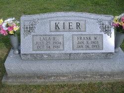 Frank W Kier