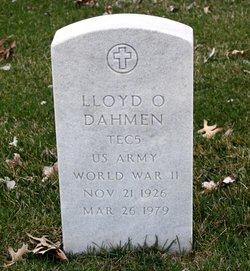 Lloyd O Dahmen