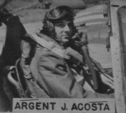 2Lt Argent Joseph Acosta Jr.