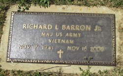 Richard Leon Barron, Jr