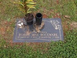 Robbie Mae <I>Mickel</I> Boulware
