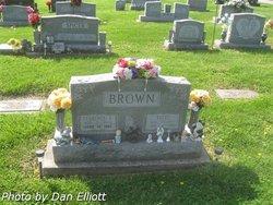 "Elizabeth ""Betty"" <I>Mounts</I> Brown"
