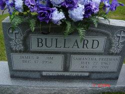 Samantha <I>Freeman</I> Bullard