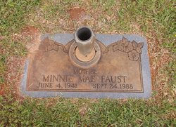 Minnie Mae Faust