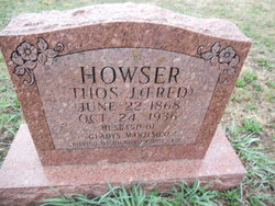 """Thomas Jefferson """"Fred"""" Howser"""
