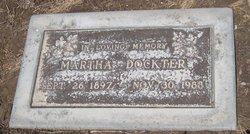 Martha Dockter