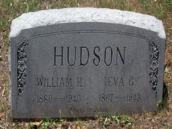 William H Hudson