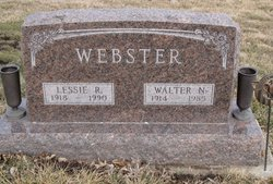 Lessie Rose <I>Honeywell</I> Webster