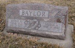 Beverly Rose <I>Webster</I> Baylor