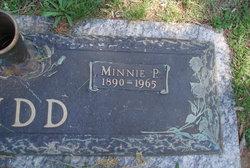 Minnie Pearl <I>Williamson</I> Kidd