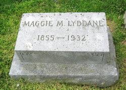 """Margaret Louise """"Maggie"""" <I>Moore</I> Lyddane"""